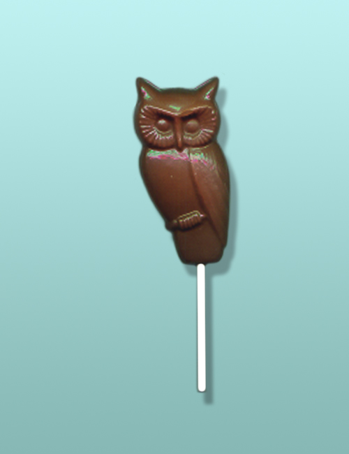 Chocolate Eyes Old Owl Party Favor