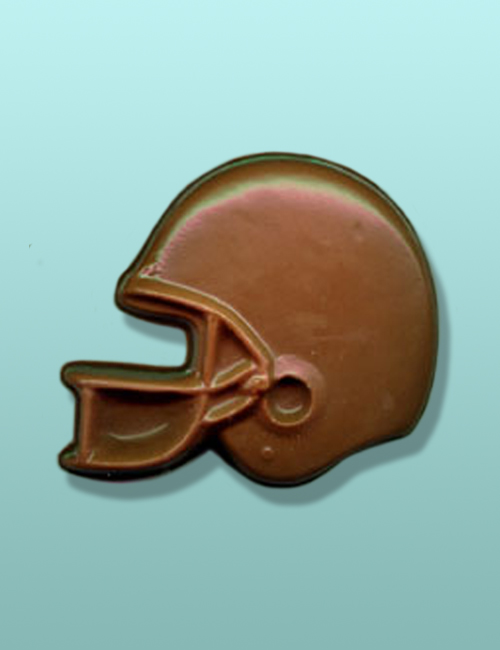 Chocolate Football Helmet Party Favor