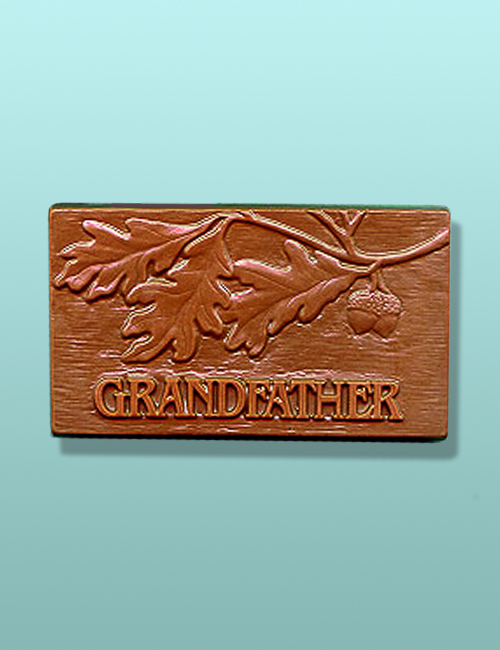 Chocolate Grandfather Plaque