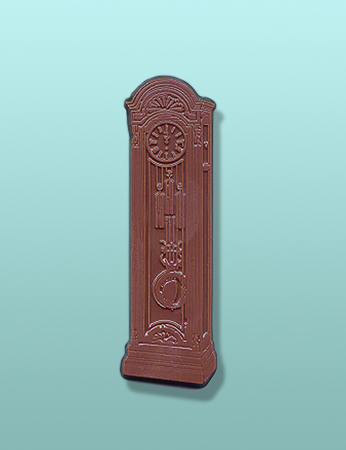 Chocolate Grandfather Clock