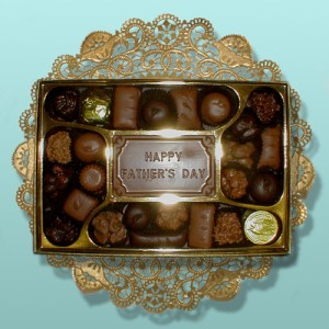Happy Fathers Day Chocolate Assortment