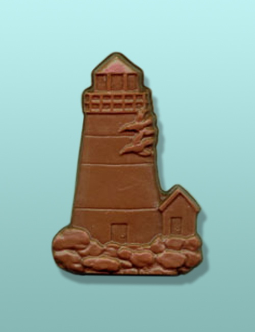 Chocolate Lighthouse Favor I