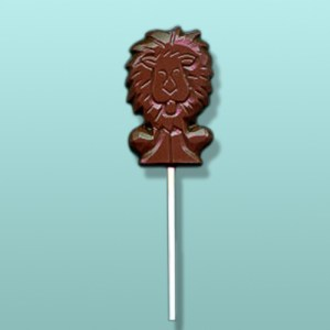 Chocolate Happy Lion Party Favor