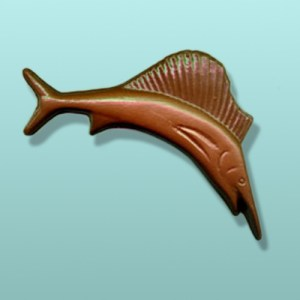 Chocolate Marlin Swordfish Party Favor
