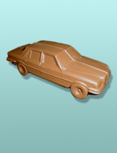 3D Chocolate Car Sedan V