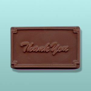 CHOCOLATE THANK YOU FAVORS