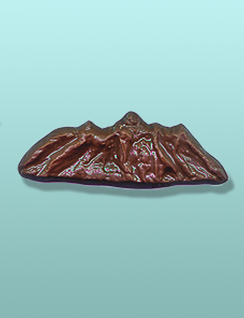 Chocolate Mountain Range Party Favor
