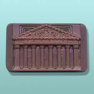 Chocolate NY Stock Exchange Plaque