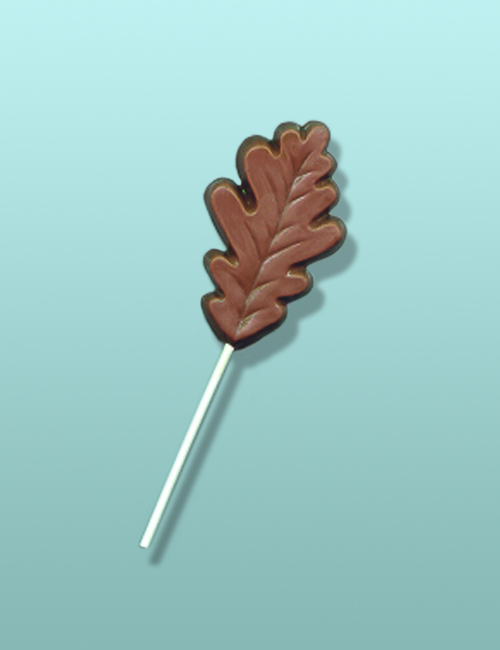 Chocolate Oak Leaf Party Favor