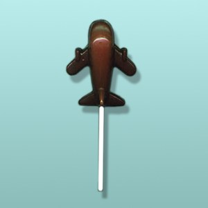 Chocolate Airplane Lolly II
