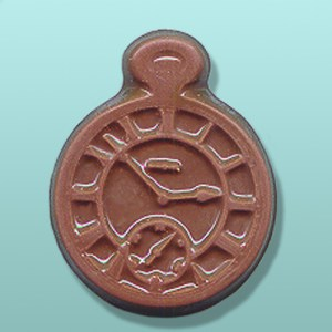 Chocolate Pocket Watch Party Favor