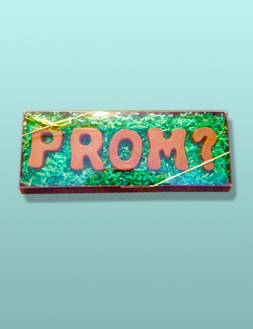 Chocolate Prom Gift Set