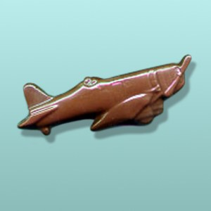 Chocolate Prop Plane Favor