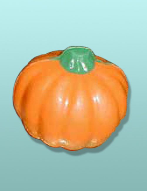 3D Chocolate Mini Pumpkin Favor