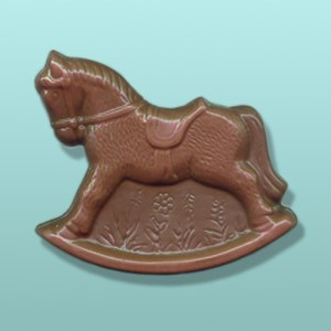 Chocolate Rocking Horse IV Party Favor