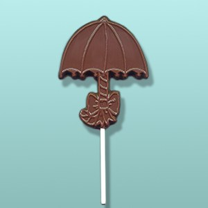 Chocolate Shower Umbrella Party Favor