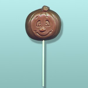 Chocolate Silly Pumpkin Party Favor