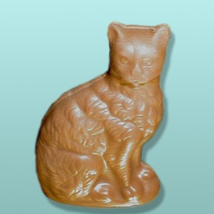 3D Chocolate Cool Cat Small