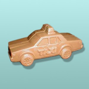 3D Chocolate Taxi Cab