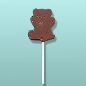 Chocolate Teddy Bear Party Favor