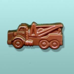 Chocolate Tow Truck Mini Favor II