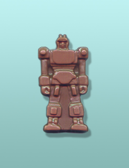 Chocolate Toy Robot Favor