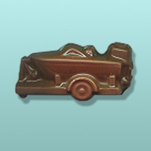 Chocolate Sport Boat Trailer