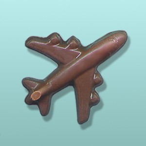 Chocolate Airline Plane II Favor