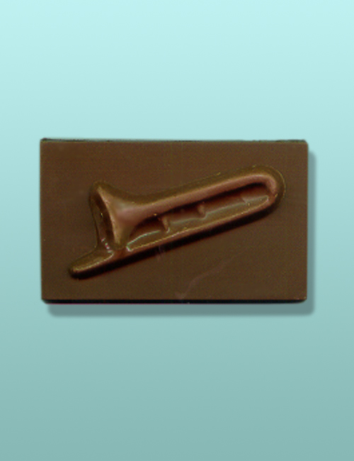Chocolate Trombone Bar Favor