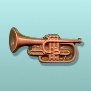 Chocolate Trumpet Favor