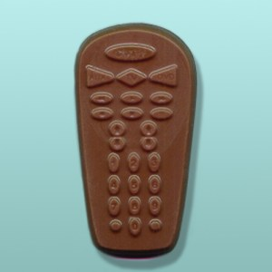 Chocolate TV Remote Party Favor