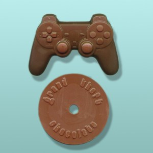 Chocolate Video Game Gift Set