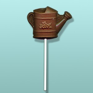 Chocolate Watering Can Lolly Favor