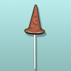 Chocolate Wizard Hat Favor