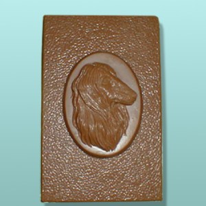 CHOCOLATE AFGHAN DOG FAVORS