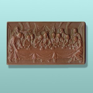 Chocolate Easter Plaques