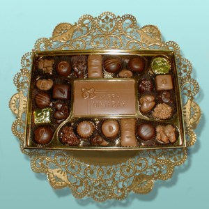 CHOCOLATE HOLIDAY ASSORTMENTS