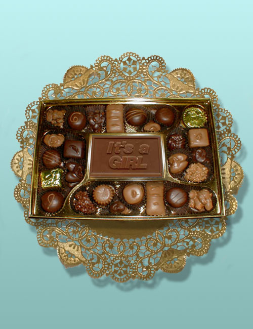It's a Girl Chocolate Assortment II