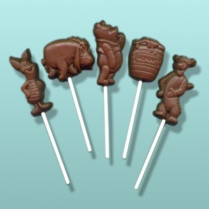 CHOCOLATE POOH BEAR FAVORS