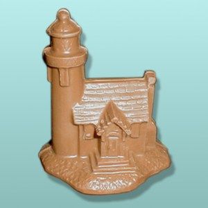 CHOCOLATE LIGHTHOUSE FAVORS