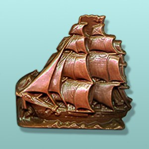 CHOCOLATE BOAT FAVORS