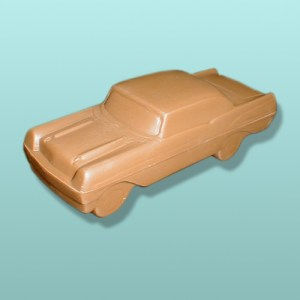 3D CHOCOLATE AUTOMOBILE CARS