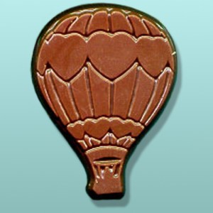 Chocolate Hot Air Balloon Medium Favor