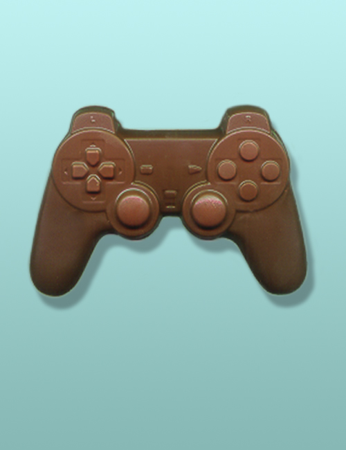 Chocolate Playstation Video Game Controller