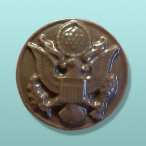 Chocolate Army Medallion Favor II