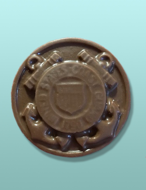 Chocolate Coast Guard Medallion Favor II