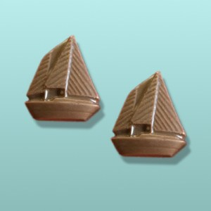 Chocolate Sailboat Mini Favor