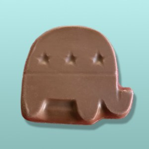 Chocolate GOP Elephant Party Favor II