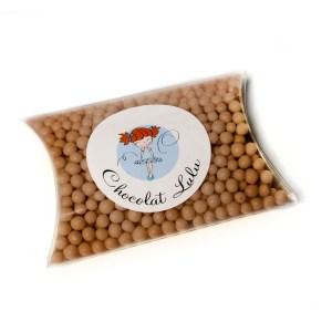 Perles crispy – caramel