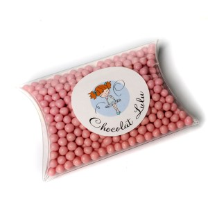 Perles crispy –  fraise